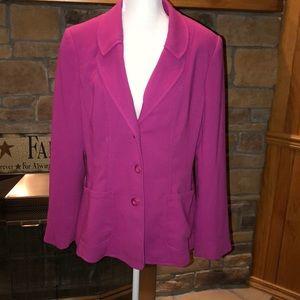 Jackets & Blazers - 💎💎Like new Eric Signature pink blazer